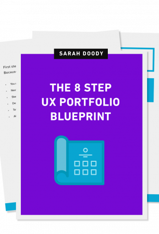 UX Portfolio Blueprint